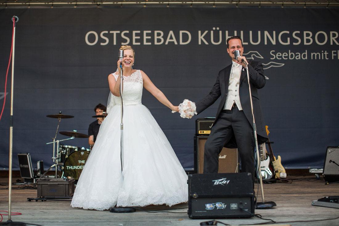 Hochzeitsfotografie Ostsee