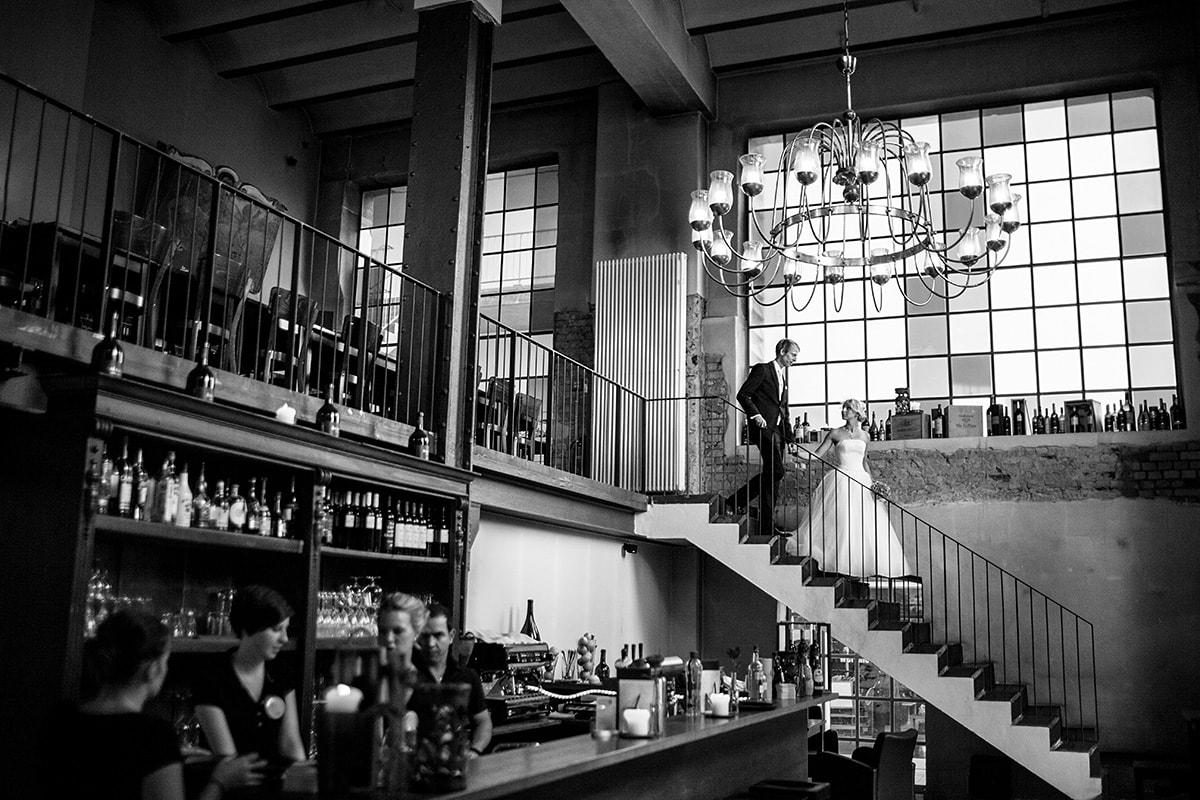 Hochzeitsfotograf- Hochzeit Hotel Factory Muenster